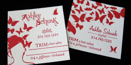 Stylist Card