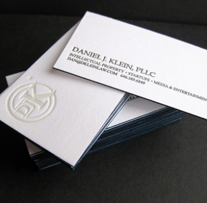 Attorney Cards